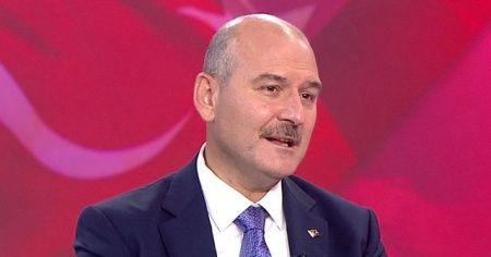 İçişleri Bakanı Süleyman Soylu TGRT Haber'de