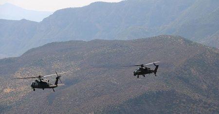 İçişleri Bakanlığı: Siirt'te 4 PKK'lı terörist etkisiz hale getirildi