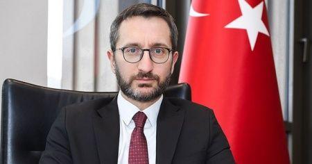 İletişim Başkanı Altun, Ermenistan'ın Azerbaycan'a saldırısını kınadı