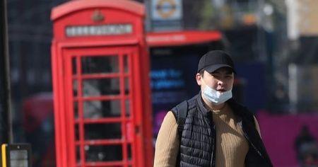 İngiltere'de karantinayı ihlal edenlere 10 bin Sterlin para cezası