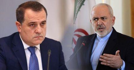 İran Dışişleri Bakanı Zarif Azerbaycanlı mevkidaşı Bayramov ile telefonda görüştü