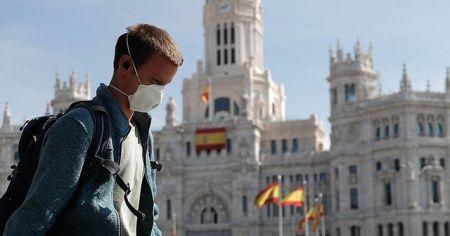 İspanya'da Kovid-19 vakaları Madrid odaklı artıyor