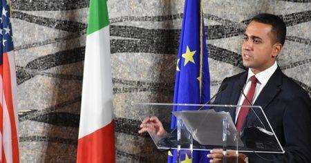 İtalya Dışişleri Bakanı Di Maio: Türkiye, bölgesel istikrar için vazgeçilmez bir müttefik