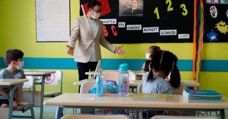 """İzmir İl Milli Eğitim Müdürü Yahşi: """"Gönül rahatlığıyla evlatlarınızı okula gönderebilirsiniz"""""""