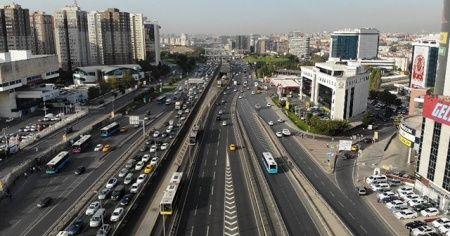 Kademeli mesai uygulaması trafiği rahatlattı