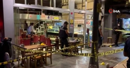 Kağıthane'deki silahlı saldırının detayları ortaya çıktı