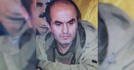 Kırmızı kategoride aranan PKK'lı terörist öldürüldü