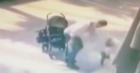 Küçük çocuğuna şiddet uygulayan baba serbest bırakıldı