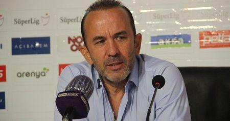 Mehmet Özdilek: Bu maçtan çıkaracağımız dersler var