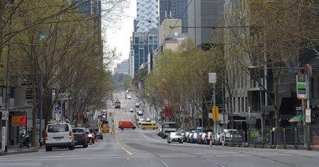 Melbourne'de sokağa çıkma yasağı kaldırıldı