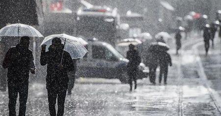 Meteorolojiden 5 il için kuvvetli rüzgar ve fırtına uyarısı