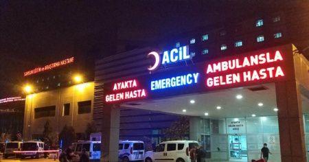 Mezarcılar önce mezarlıkta sonra hastanede birbirine girdi: 6 yaralı