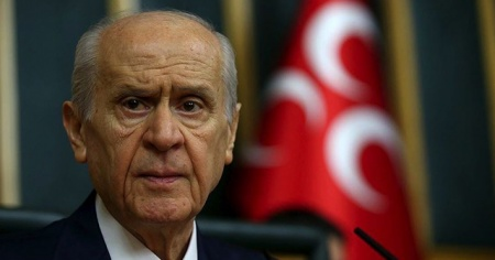 MHP lideri Bahçeli'den Ermenistan açıklaması