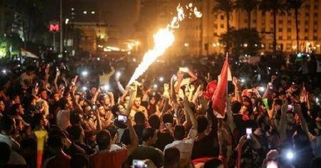 Mısır'da Sisi karşıtı gösterilerde bir haftada yüzlerce kişi gözaltına alındı