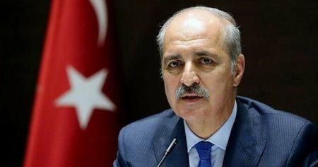 Numan Kurtulmuş: Her şart altında Azerbaycan'ın yanındayız