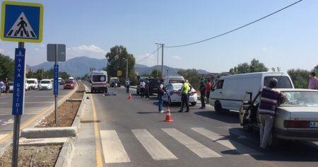 Ortaca'da trafik kazası: 1 ölü
