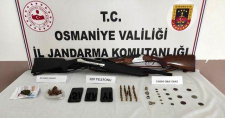 Osmaniye'de uyuşturucu operasyonu: 7 gözaltı