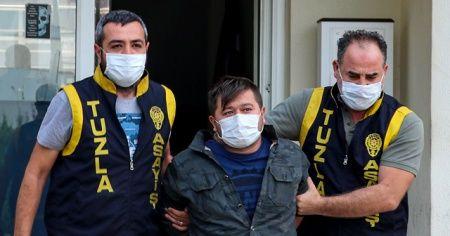 Polise tehdit savuran şahsın ifadesi ortaya çıktı