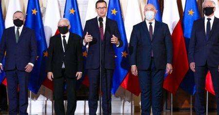 Polonya'da kabine değişikliği!