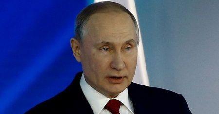 Putin 2021 Nobel Barış Ödülü'ne aday gösterilmiş