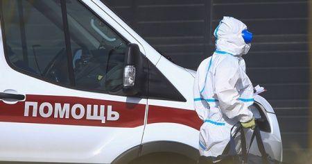 Rusya'da Kovid-19 vaka sayısı 1 milyon 176 bini geçti