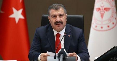 Sağlık Bakanı Koca'dan aşı açıklaması: Tünelin ucunda ışık görüldü
