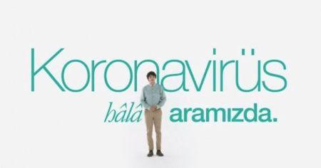 Sağlık Bakanlığından korona virüsle mücadelede yeni kamu spotları