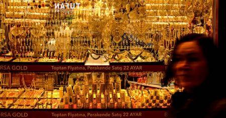 Serbest piyasada altın fiyatları (29 Eylül 2020)
