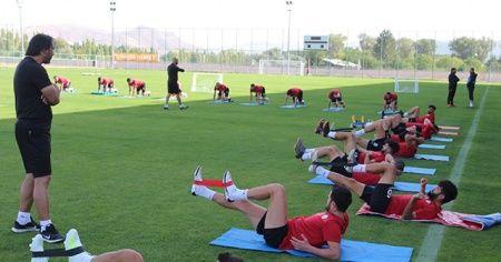 Sivas Belediyespor, Vanspor maçının hazırlıklarına başladı