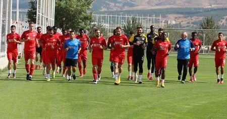 Sivasspor, Ankaragücü maçına hazır