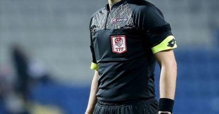Süper Lig'de 4. hafta maçlarını yönetecek hakemler belli oldu