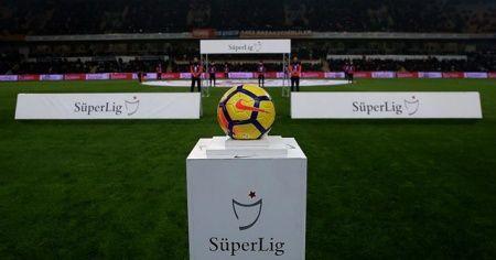 Süper Lig'de puan durumu ve fikstür