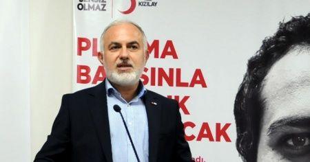 Türk Kızılayı Genel Başkanı Kınık'tan kan bağışı çağrısı