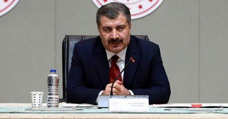 Türkiye'de koronavirüste son durum: 1692 yeni vaka, 65 can kaybı