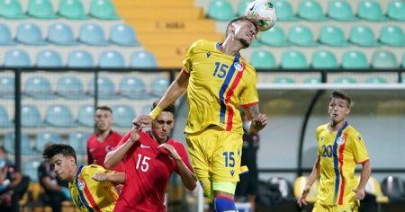 U21 Avrupa Şampiyonası: Türkiye: 1 Andorra: 0 (Maç sonucu)