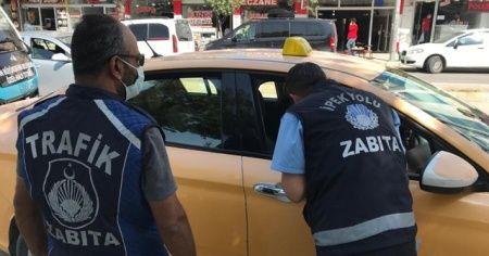 Van'da 74 toplu ulaşım aracına korona virüs cezası
