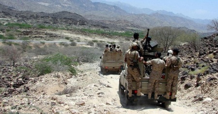 Yemen ordusu: Marib'de stratejik iki yer kurtarıldı