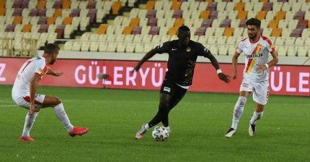 Yeni Malatyaspor-Göztepe maçında kazanan çıkmadı