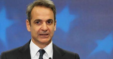 """Yunanistan Başbakanı Miçotakis: """"Türkiye ile şimdi sıra diplomaside"""""""