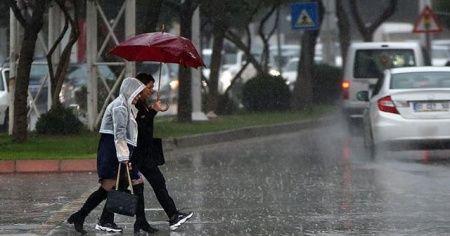 Yurtta hava durumu (26 Eylül hava durumu)