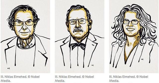 2020 Nobel Fizik Ödülü 3 bilim insanına verildi