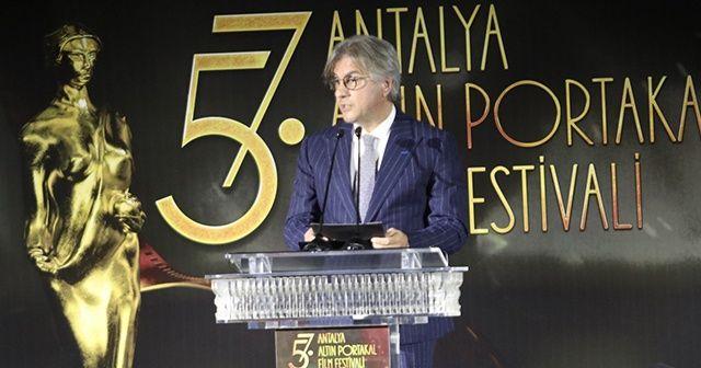 57. Antalya Altın Portakal Film Festivali başladı