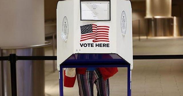 ABD'de şu ana kadar 56 milyondan fazla oy kullanıldı