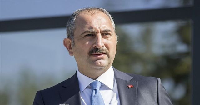 Adalet Bakanı Gül'den Cumhuriyet Bayramı mesajı