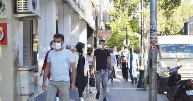 Adıyaman'da 104 ev karantinaya alındı