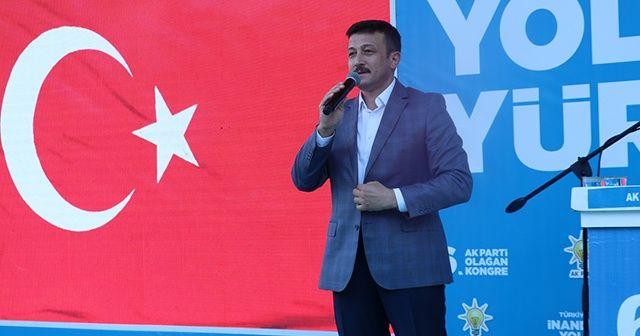 AK Parti Genel Başkan Yardımcısı Dağ'dan CHP'ye Azerbaycan tepkisi