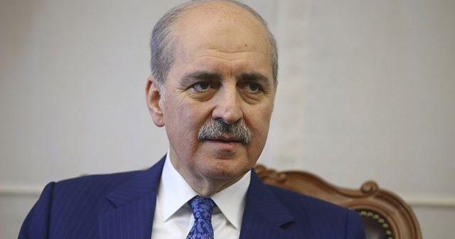 AK Parti Genel Başkanvekili Kurtulmuş, Ersin Tatar'ı kutladı
