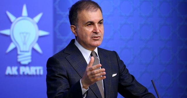 AK Parti Sözcüsü Ömer Çelik: Ermenistan haydut devlet gibi davranıyor