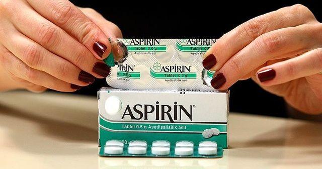 Aspirin nedir / Aspirin ne için kullanılır / Aspirinin koronavirüs tedavisinde kullanımı