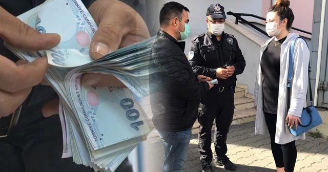 ATM'de unutulan yüklü miktardaki parayı sahibine teslim etti